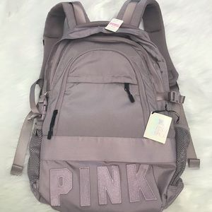 NEW wTag-PINK Victoria's Secret Lilac Backpack